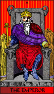 The RWS-Rabbi's Tarot  Emperor 04gateway