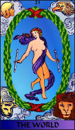 The RWS-Rabbi's Tarot  World 21gateway
