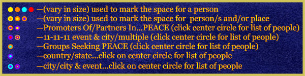 KTI Map Guide and Link to World Peace Map